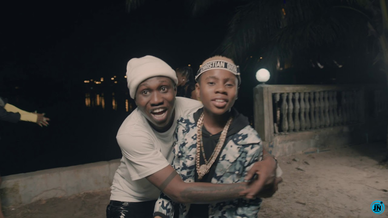 VIDEO: OzzyBee – Wig Dance ft. Zlatan